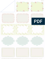 color book label