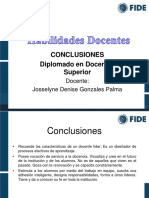 DOCENCIA I. Cap 1. Docencia en El Nivel Superior