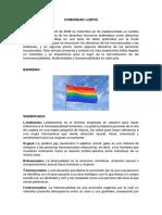 COMUNIDAD LGBTIQ