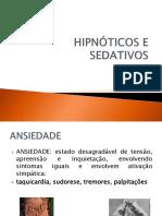 Hipnóticos e Sedativos