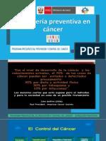 Panorama Epidemiológico Del Cancer de Cuello Uterino