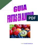 Guia Frutas en Almibar