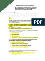 Examen 1 - Responsabilidades Legales y Fundamentos