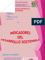 Indicadores Del Desarrollo Sostenible