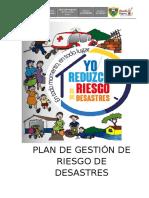 PGRD 2018 Reajustado Para El 2019
