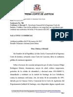 Reporte1998-623 El Contrato de Mandato