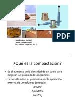Compactación (Presentación)