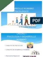 DESARROLLO HUMANO PSICOLOGICO