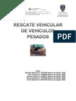 Historia Del Rescate Vehicular