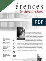 Références et démarches, Athias Architecte 2010