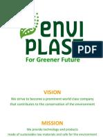 02. Company Profile Enviplast