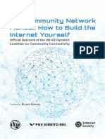 The community network manual - how to build the internet yourself.pdf