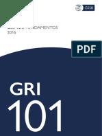 Spanish Gri 101 Foundation 2016