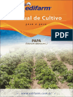 Manual de Cultivo de Papa