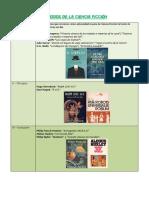 Períodos de La Literatura de Ciencia Ficción