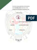 Centro de Gravedad y Ecentro de estabilidad en Edificios y Estructuras