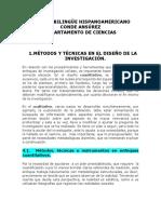 METODOS Y TECNICAS EN EL DISENO DE LA INVESTIGACION ACTUALIZADO.docx