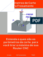 E-book Parametros de Corte