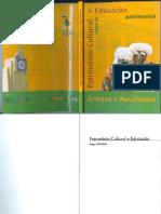 Curso de Patrimônio Cultural e Educação Patrimonial