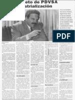 Edgard Romero Nava - El Nuevo Reto de PDVSA Es La Industrializacion - Jesus Valente - El Globo