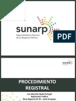 PROCEDIMIENTO-REGISTRAL