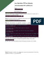 Guia instalación servidor y cliente.docx