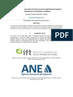 Diferencias Existentes Entre La Forma en Que Se Administra El Espectro Radioeléctrico en Colombia y en México