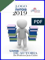 Catálogo de Livros 2019 Atualizado