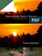 Manual de Flora y Fauna Meta