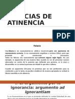 FALACIAS DE ATINENCIA DIAPOSITIVAS (1).pptx