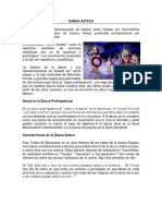 Danza Azteca - Nufed 3ro. Basico