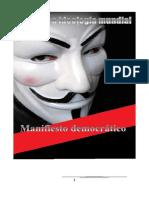 Manifiesto Democrático