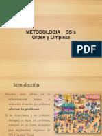 METODOLOGÍA DE LA 5`S