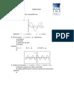 Guía 5 de Trigonometría, Sinusoidales
