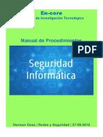 Psi Plan de Seguridad Informatica