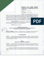 2306 25.10.18 Apruebase Ordenanza Local Sobre Derechos Municiplaes Por Concesiones Permisos y Servicios Municipalidad de San Joaquin
