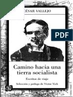 Vich, Víctor - Las crónicas de César Vallejo