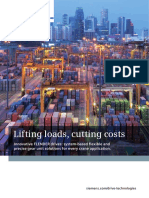 Lifting Loads Cutting Costs