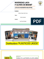 Proceso de Distribucion de Plasticos Desechables