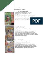 Book Sale Visit 4B - Umrotun Nida & Riayatit Taufiqah
