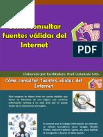 Cómo Consultar Fuentes Válidas Del Internet/M21