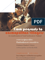 From Peasants to Cosmopolitan Villagers