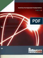 Patterson Fire Pump Catalog