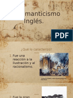 Romanticismo inglés