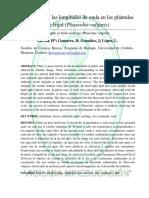 Influencia de Las Longitudes de Onda en Las Plántulas de Frijol (Phaseolus Vulgaris)