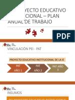 PROYECTO EDUCATIVO INSTITUCIONAL – PATaa.pptx