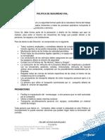 POLITICA DE SEGURIDAD VIAL.docx