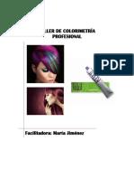 Guía de Colorimetría