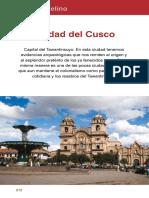 Ciudad Del Cusco - Cusco