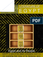 Literature of Egypt
